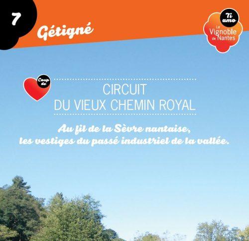 Chemin Royal in Getigne circuit card