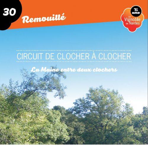 De Clocher à Clocher in Remouillé circuit card