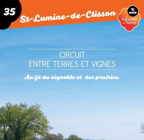 Entre Terres et Vignes in St-Lumine de Clisson circuit card