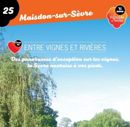 Entre Vignes et Rivières in Maisdon sur Sèvre circuit card