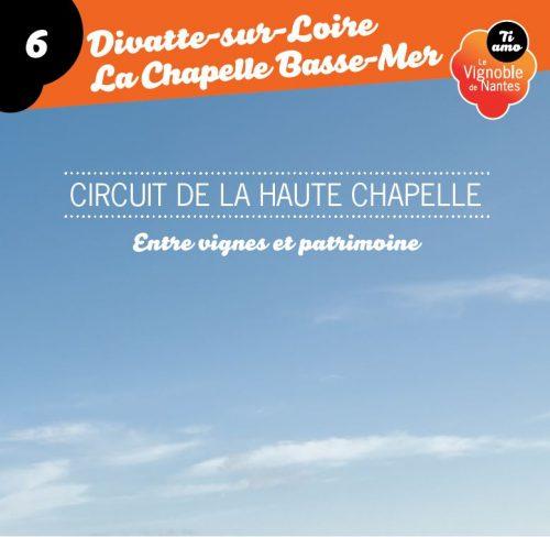 La haute chapelle in Divatte sur Loire circuit card