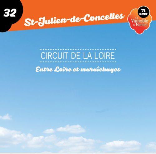 La Loire in St Julien de Concelles circuit card