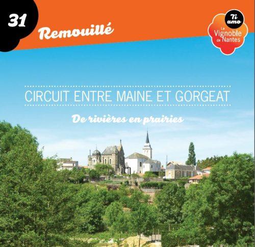 Entre Maine et Gorgeat in Remouillé circuit card