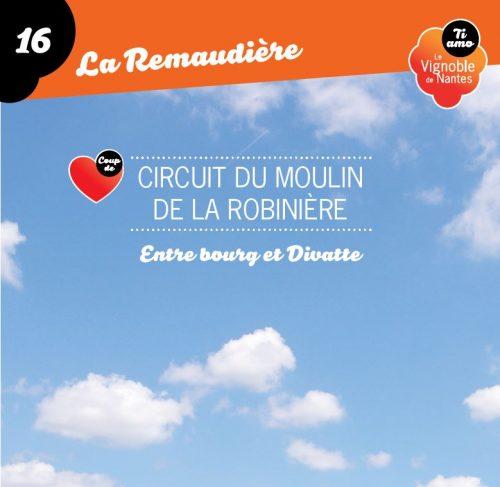 Le Moulin de la Robinière in La Remaudière  circuit card