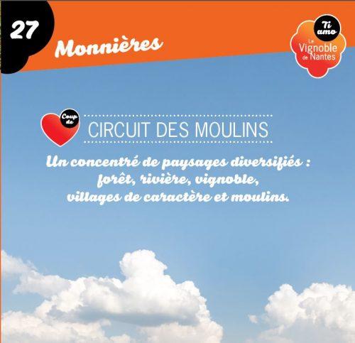 Les Moulins in Monnières circuit card