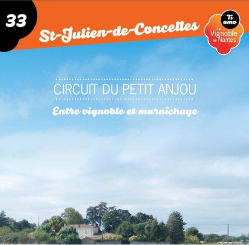 Le Petit Anjou in St-Julien de Concelles circuit card