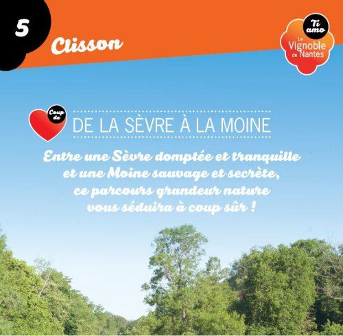 La Sèvre à la Moine in Clisson circuit card