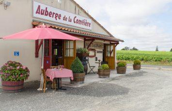 RESTAURANT AUBERGE DE LA COMTIÈRE