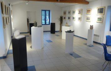LA MAISON BLEUE EXPOSITIONS