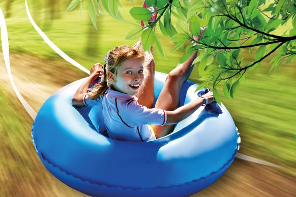Summer-tubing