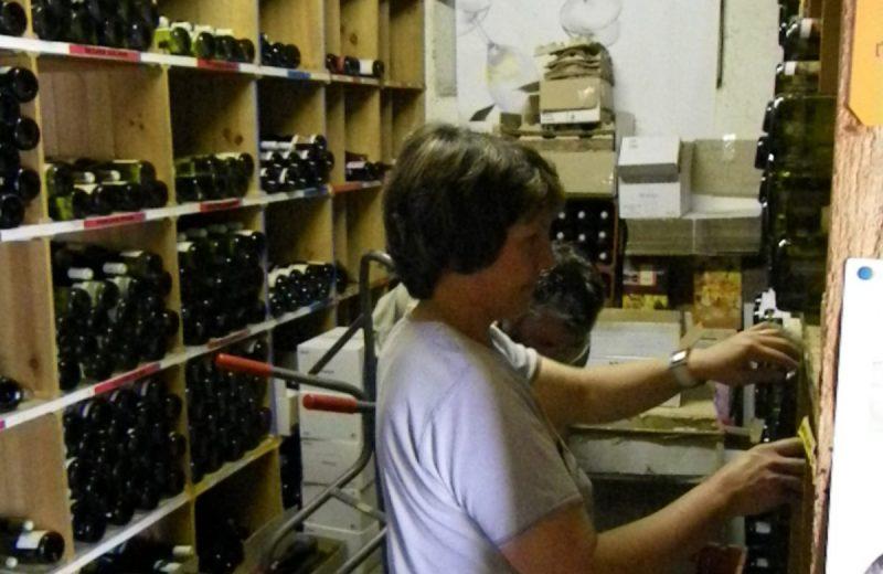 Viticultrice de la Maison du Muscadet